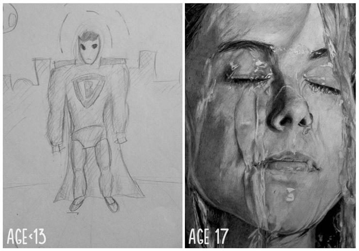 drawing-skills-progress