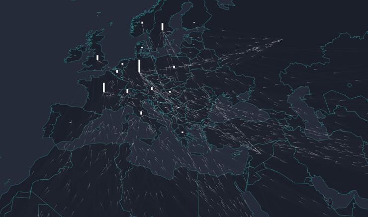 the-flow-towards-europe