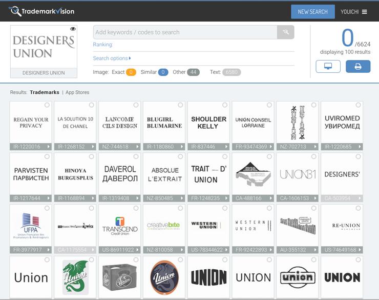 TrademarkVision_DESIGNERSUNION
