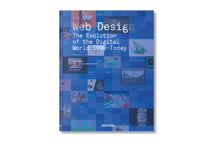 Web Design_The Evolution of the Digital World 1990 – Today_001
