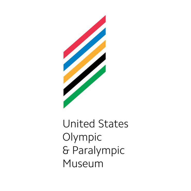 チャマイエフ&ガイスマー&ハヴィヴ がデザインした 米国オリンピックパラリンピック博物館のアイデンティティ