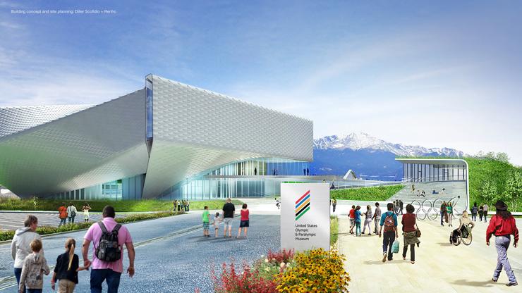 米国オリンピックパラリンピック博物館