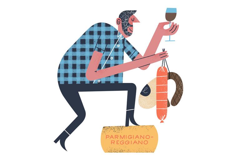 イラストレーターとして自分のスタイルをつくりあげるための10の方法 Tom Froese