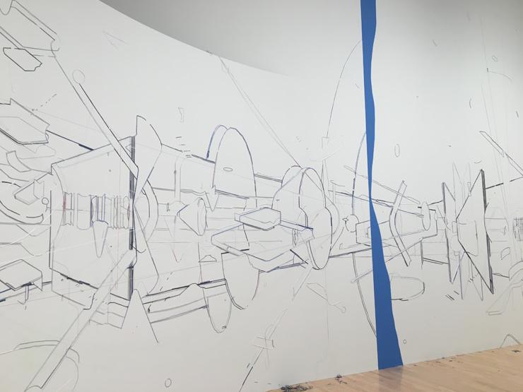 東京都現代美術館『ドローイングの可能性』展