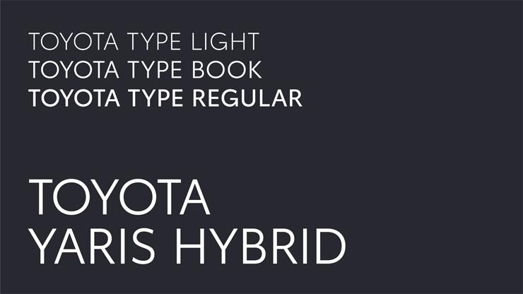 欧州TOYOTAの新しいロゴとアイデンティティ