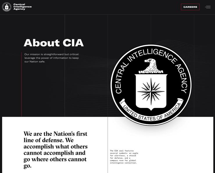 CIAのリブランディング