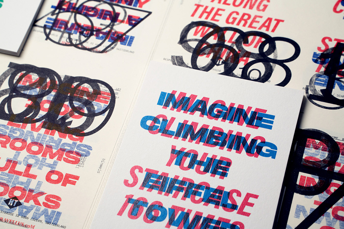 家に閉じこもってる旅行好きの人のためのポストカードシリーズ『Imagine』02